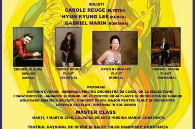 Concert Simfoni de Flaut