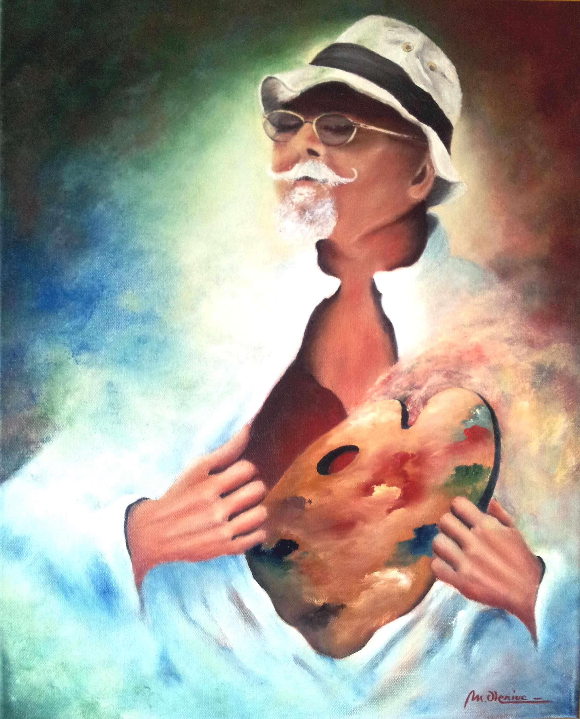 Inimă de pictor