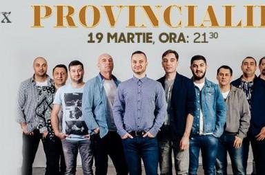 Concert Caritabil Provincialii