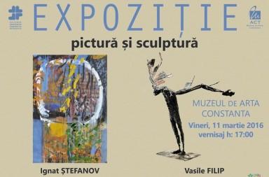Expozitie de pictura Ignat Stefanov