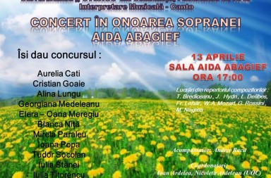 Concert Univ Ovidius