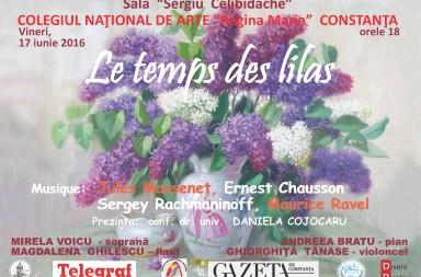 Concert Andreea Bratu 17 iunie